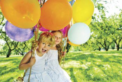 Parduodamas švenčių dekoravimo, balionų verslas Kaune