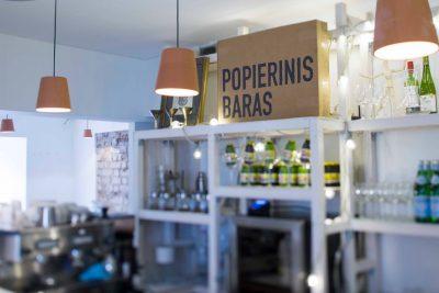 Vilniaus senamiestyje parduodama kavinė-baras suUAB