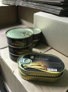 Žuvies konservai