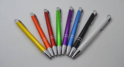 Įmonėms graviruoti tušinukai ir rašikliai su jų firmos inicialais