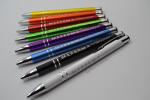 Įmonėms graviruoti tušinukai ir rašikliai su jų firmos inicialais - 2
