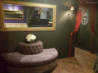Kavinės-baro baldai