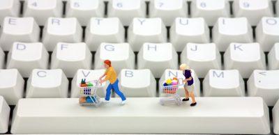 Parduodama e-krautuvėlė