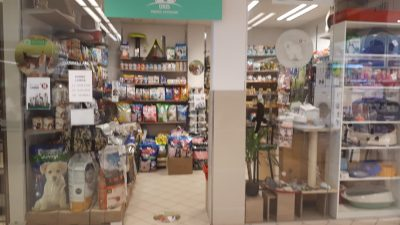 Parduodu Gyvūnų prekių parduotuvę