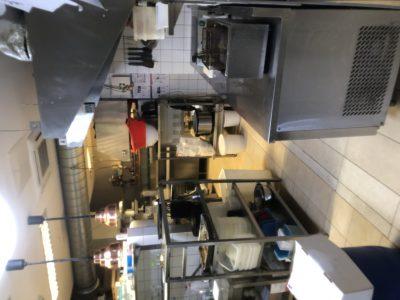 Parduodama pelningai veikianti picerija/sushi restoranas