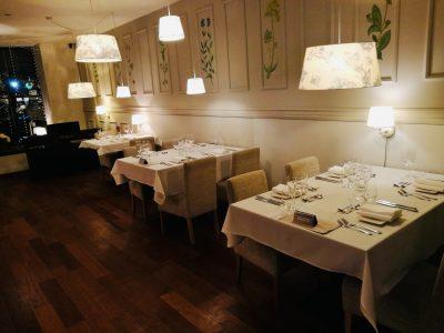 Restoranas Vilniaus centre už virtuvės įrangos kaina