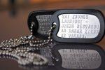 Parduodamas kariškų ID žetonų smulkusis verslas - 3