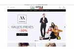 Parduodama internetinę parduotuvė Italystyle - 1