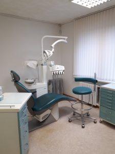Parduodamas odontologijos kabinetas Šiauliuose
