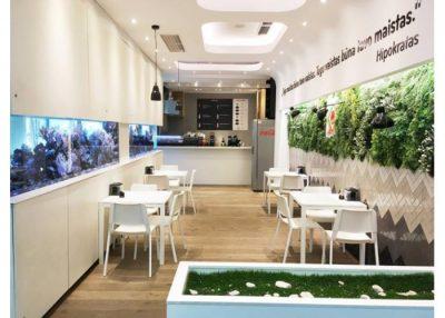 Parduodamas Sushi Restoranas Vilniuje
