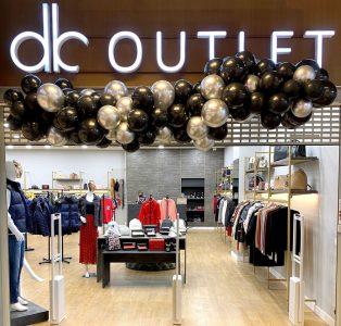 db outlet - vardinių drabužių ir aksesuarų išparduotuvė