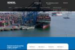 Logistikos ir siuntų pervežimo platforma, svetainė - 1